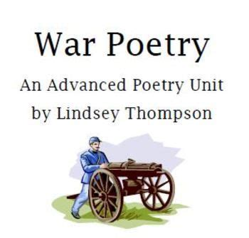 Creative writing poetry unit